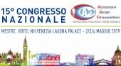 XV congresso nazionale AGE